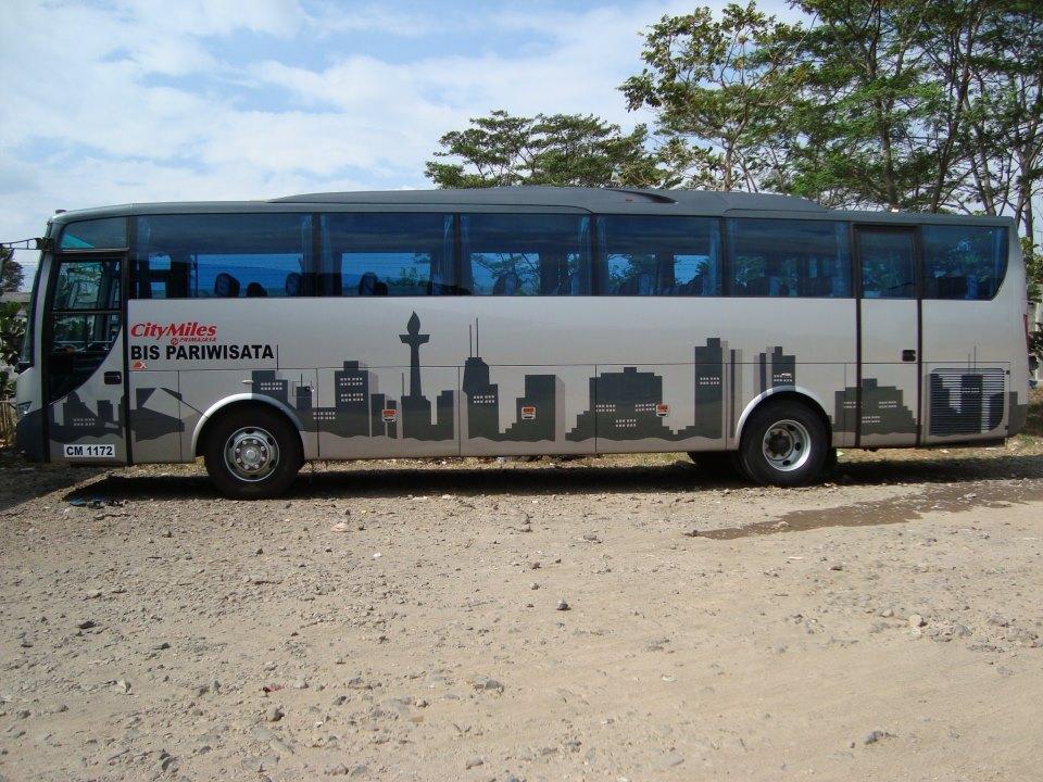 Bus Pariwisata CityMiles by Primajasa ⋆ Lena Wisata